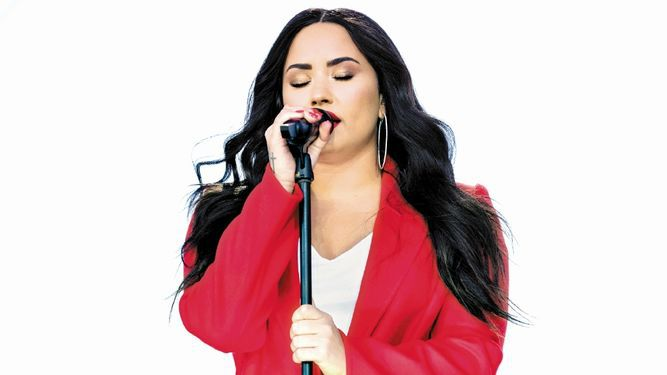 Demi Lovato cumple su promesa y volverá a los escenarios en los Grammy