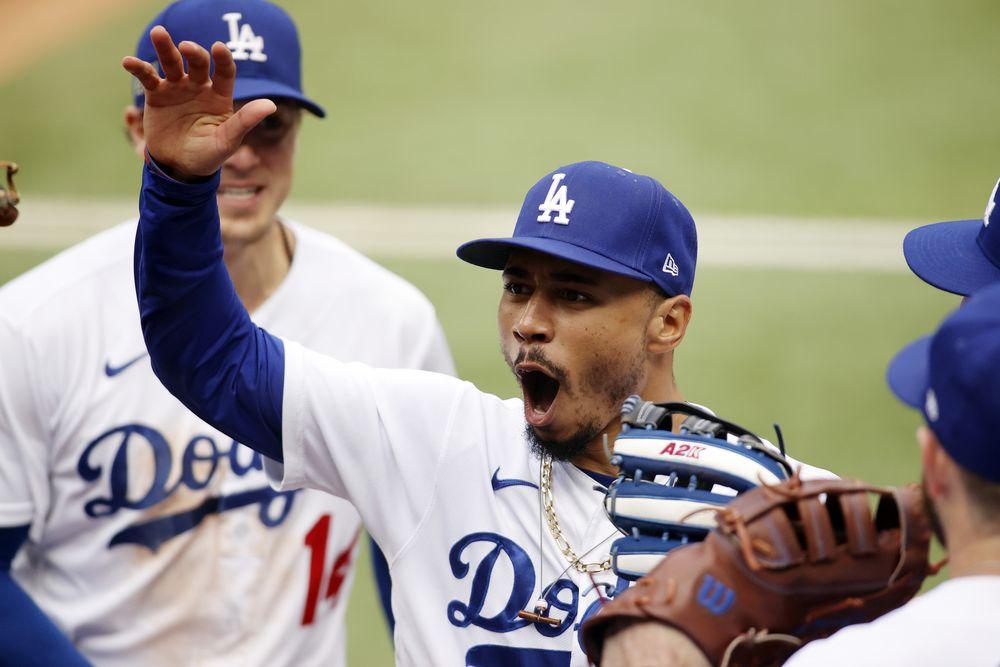 Dodgers vencen a Bravos y obligan a un séptimo juego