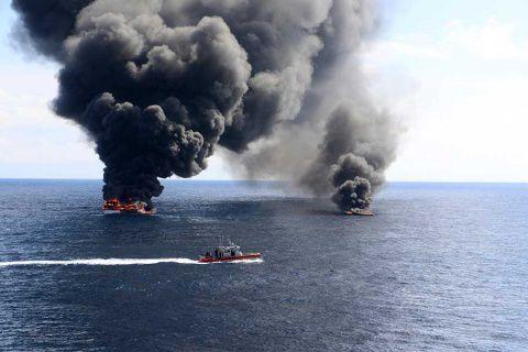 La espectacular captura de un narcosubmarino cargado con más de 7 toneladas de cocaína. Video