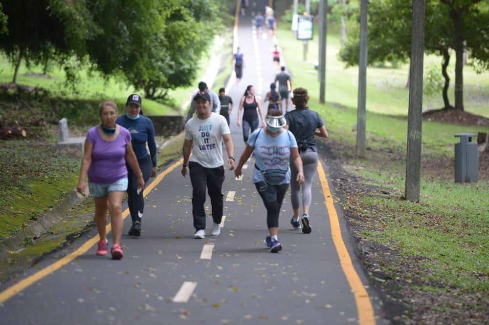 El Parque Omar reabrirá a partir de este jueves 14 de enero