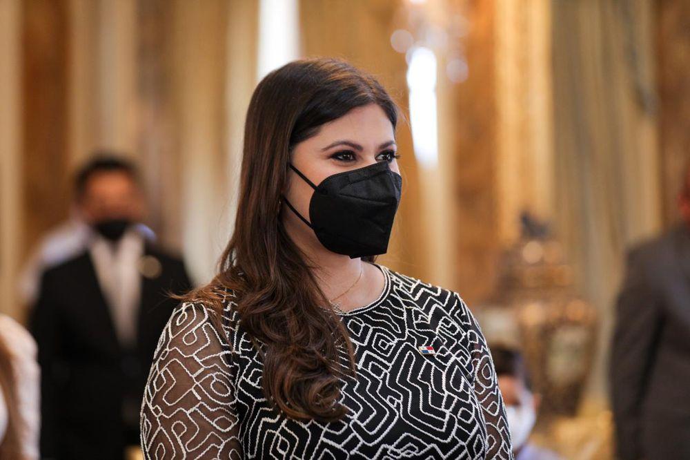 Carla García: 'No quiero evadir responsabilidades de nada'
