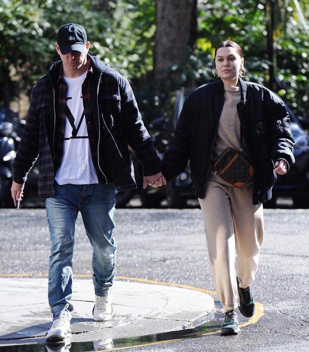 El actor Channing Tatum y la cantante Jessie J revelan su romance