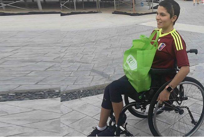 Recaudan dinero para ayudar a Sabrina, tras su accidente en Costa del Este