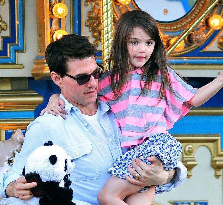 Tom Cruise quiere dejar la Cienciología para reencontrarse con su hija Suri