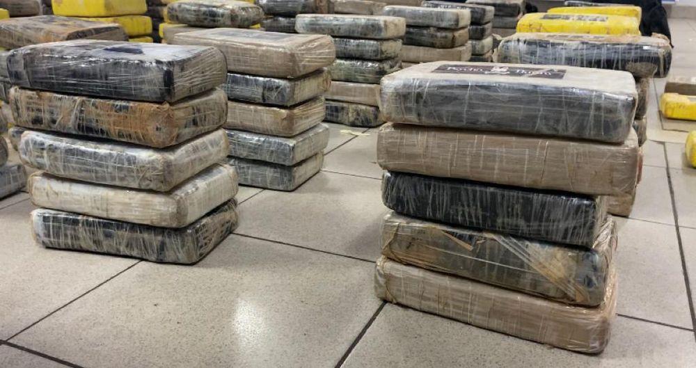 Incautan varios paquetes de droga en Colón, la Policía seguirá cercando a los delincuentes. Video