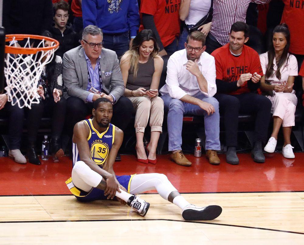 Sé que mis compañeros pueden ganar el sexto partido, Kevin Durant