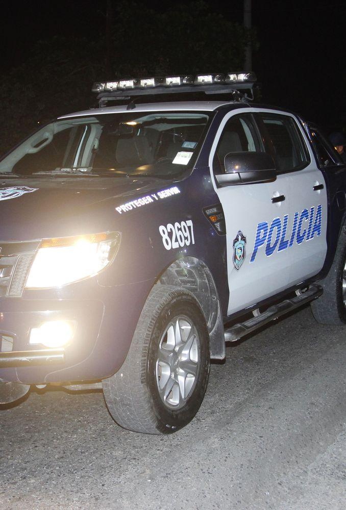 Con las manos en la masa policías sorprenden a ladrón en el Corredor Norte