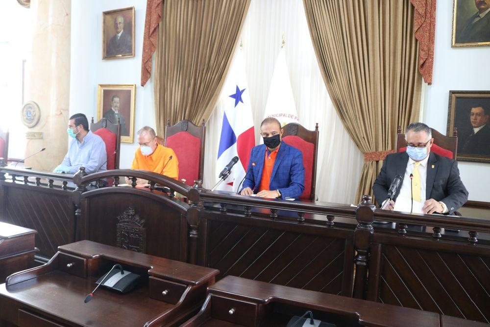 Mascarillas serán obligatorias en la ciudad de Panamá. Habrá multas hasta de mil dólares y trabajo comunitario