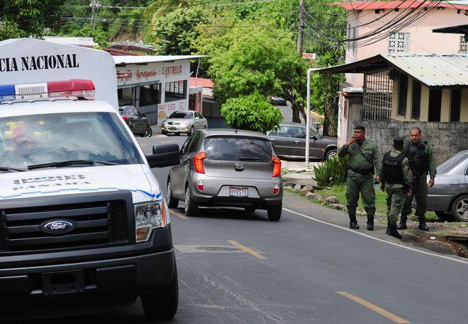 Dos nicaragüenses fueron víctimas de robo en Samaria