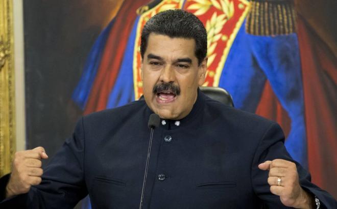 """Trump """"pasa la página"""" al intento de caída abrupta de Maduro"""