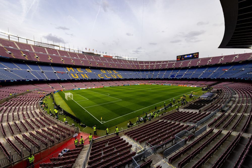 Sorpresa. Barcelona sale con defensa de tres centrales para enfrentar al Bayern Múnich