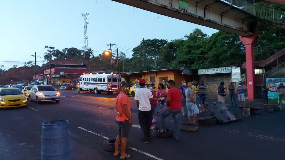 Piden agua potable en Río Rita, Colón