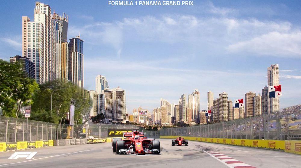 Circula estudio de factibilidad para que Fórmula 1 se corra en Panamá