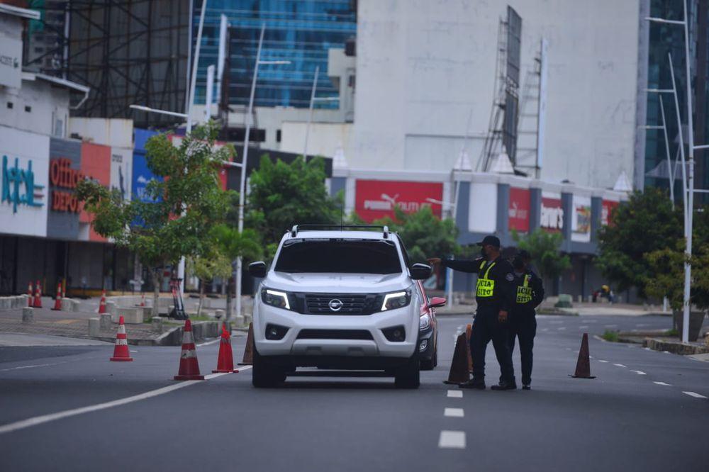Con toque de queda. Policía Nacional captura a 151 personas durante operativos realizados en las últimas 24 horas