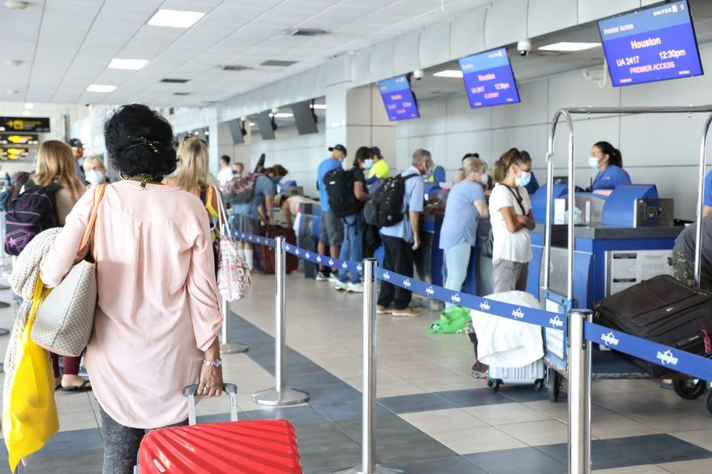 Por paralización del transporte aéreo comercial. Aeropuerto Internacional de Tocumen  movilizó 4.5 millones de pasajeros en 2020