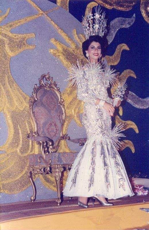 Las Tablas de luto. Fallece legendaria reina de Calle Abajo