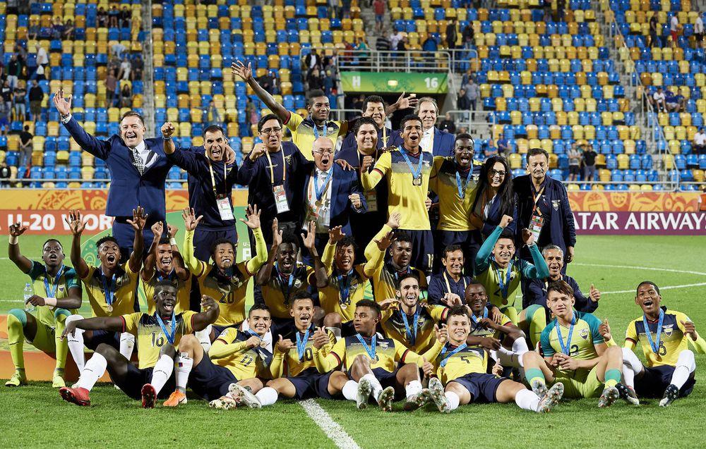 Ecuador se venga de Italia y se lleva el bronce en Polonia