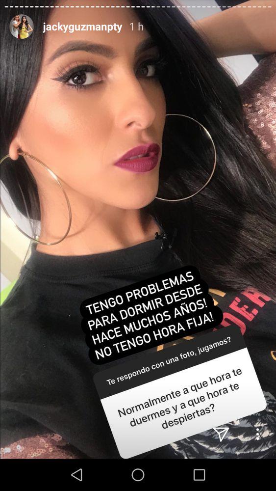'Todo pasa'. Jacky Guzmán es una mujer soltera