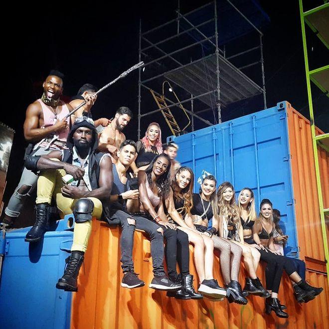 La 'Teacher'  se convirtió en la primera tricampeona de Calle 7 Panamá