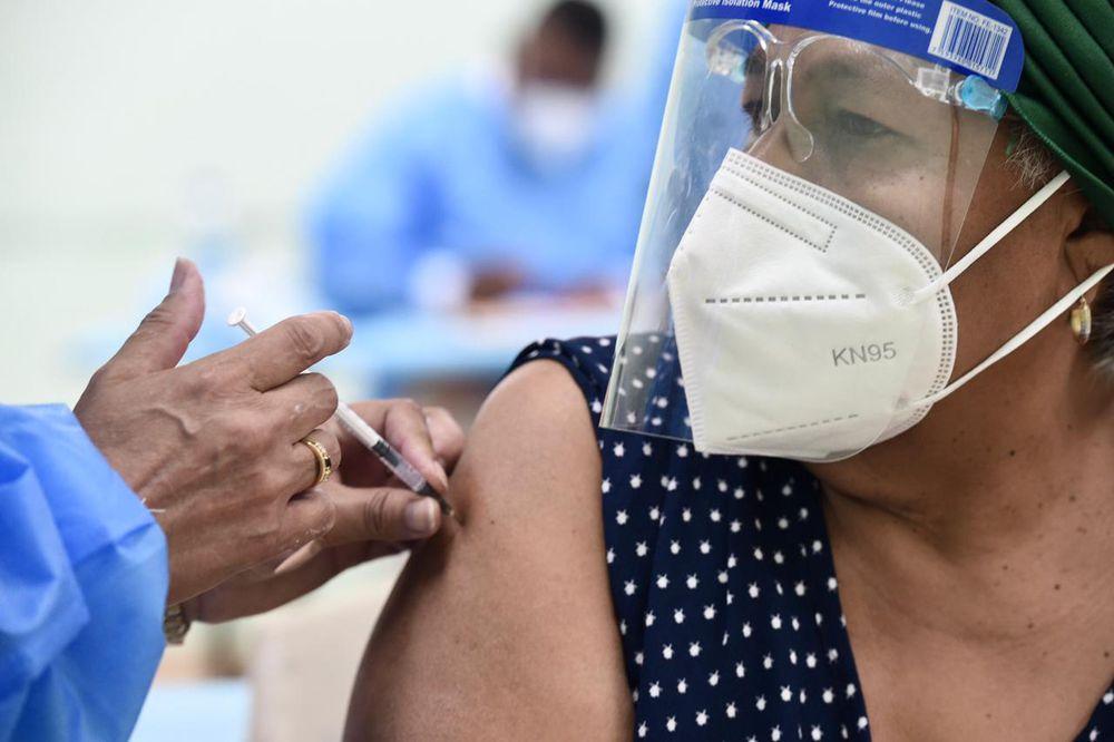 Importante. Recuerde los pasos para recibir la vacuna